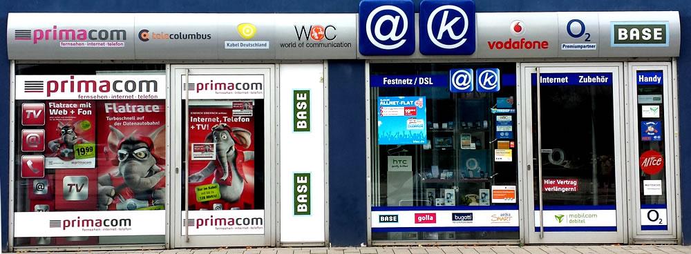 Besuchen Sie unseren AETKA Shop Chemnitz in der Brückenstraße 17.