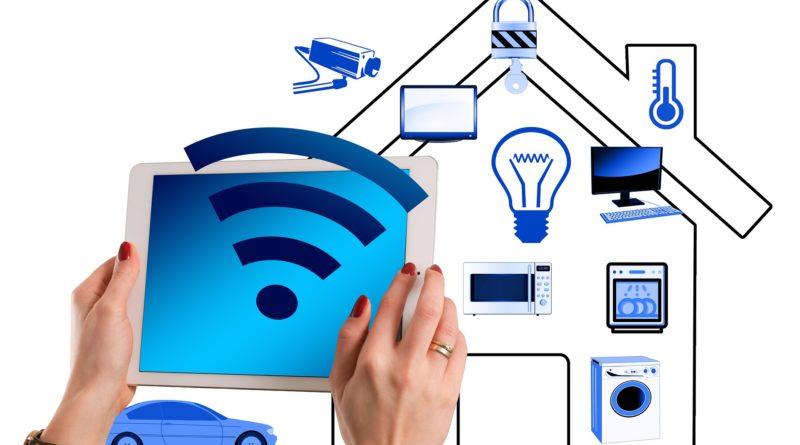 WLAN Smart Home