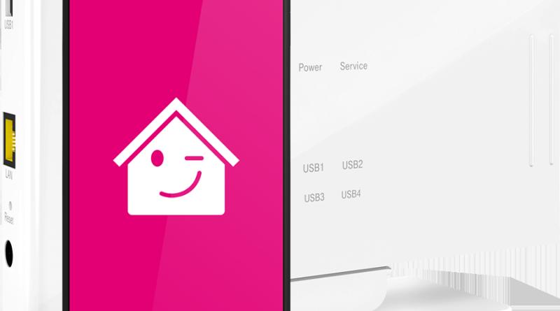 Smart Home - Home Base - Zentrale der Heimvernetzung