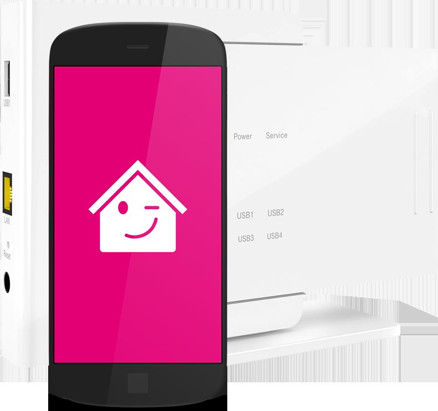 Magenta SmartHome App der Telekom