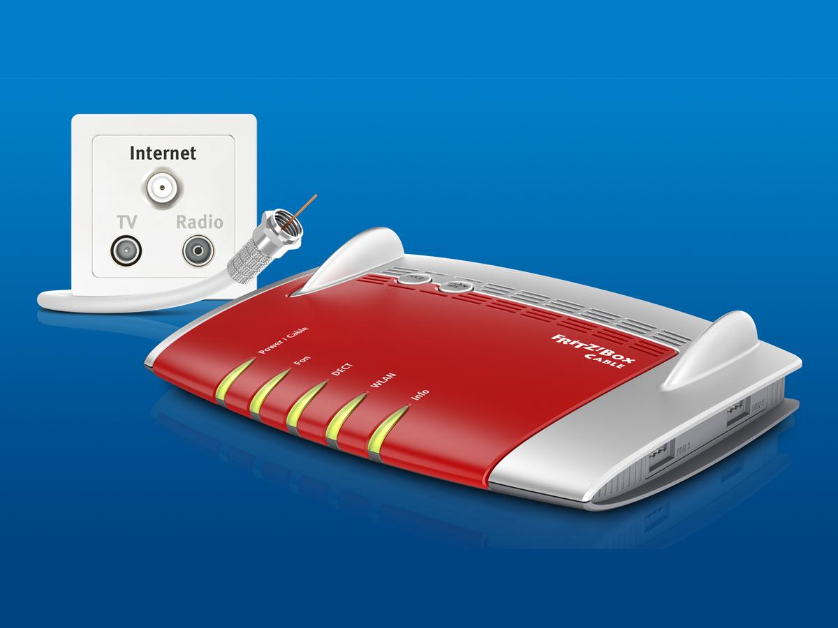 NEU: fritzbox 6490 cable bei primacom