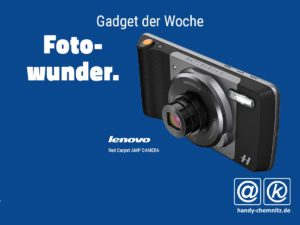 Gadget der Woche lenovo Digitalkamera