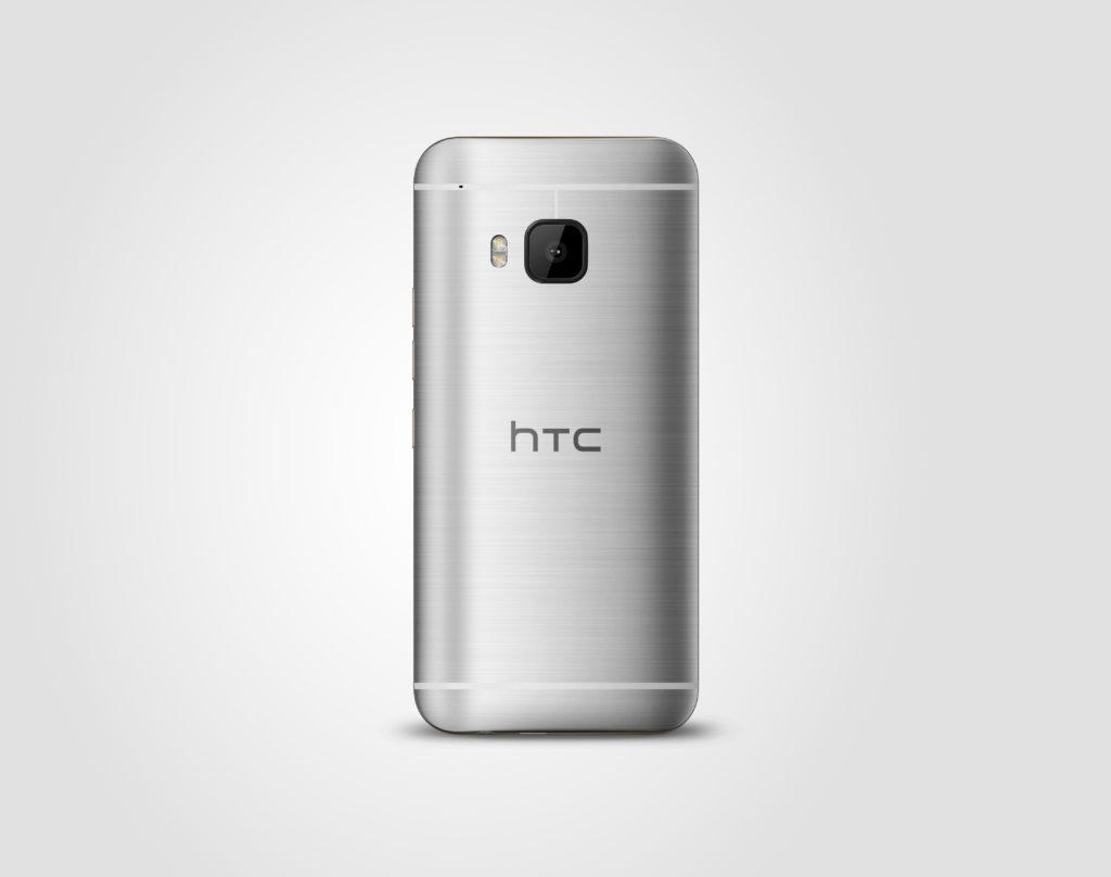 Handy HTC ONE S9 Back Weiß
