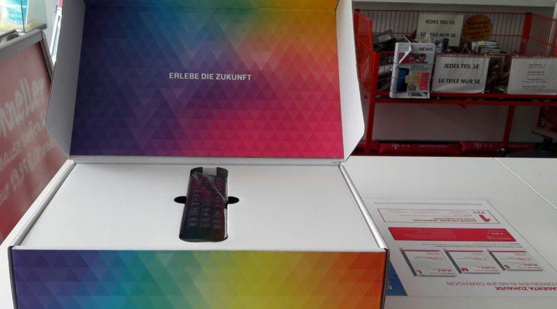 Telekom EntertainTV Paket Fernbedienung