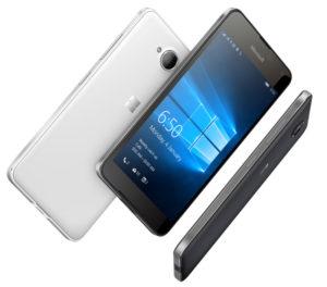 Handy Microsoft Lumia 650 LTE