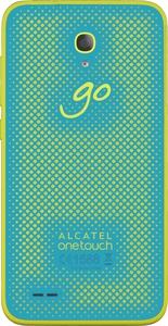 ALCATEL GO Play 7048X Rückseite schräg