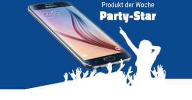 Produkt der Woche: Samsung Galaxy S6