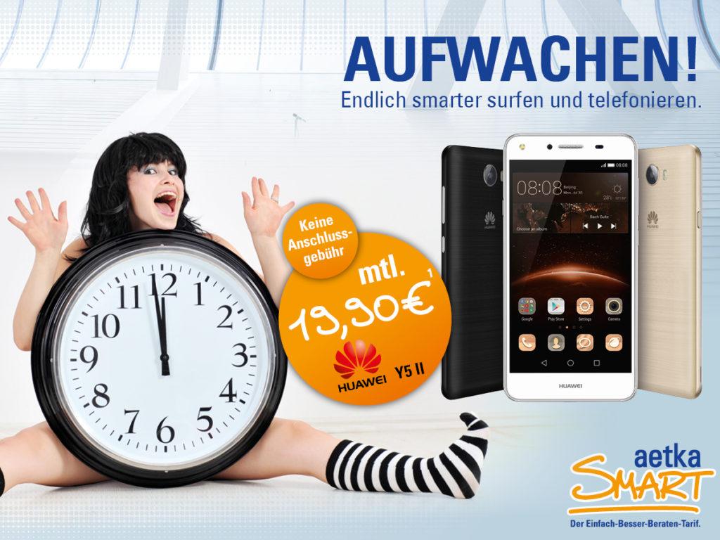 aetka smart Aktion Huawei
