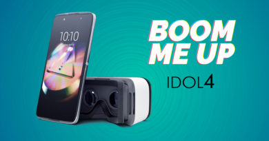 alcatel idol 4 plus boom