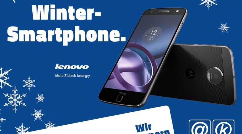 Produkt der Woche: Lenovo Moto Z