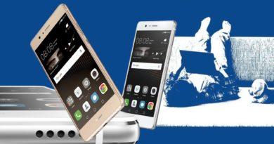 Huawei P9 LITE Vergleich