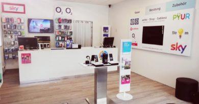 Umbau im aetka Shop im Gablenz-Center