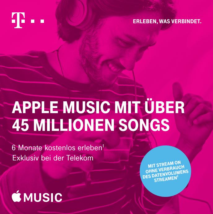 Apple Music Telekom