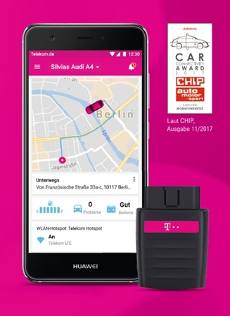 Car Connect der Telekom