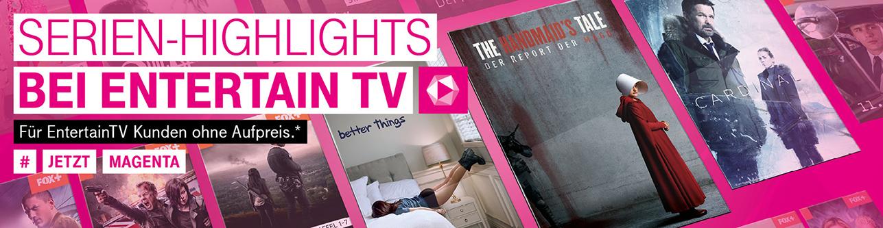 Entertain TV 12 Monate ohne Aufpreis