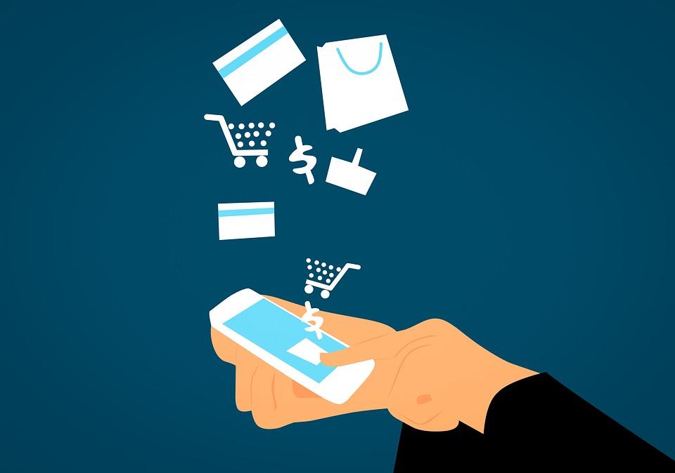 Zahlung Digital Smartphone