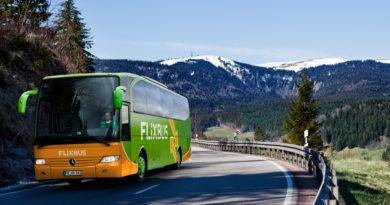 FlixBus Bus