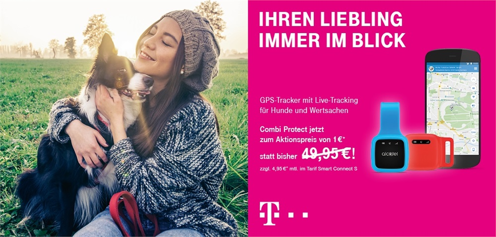 Combi Protect Telekom Aktion