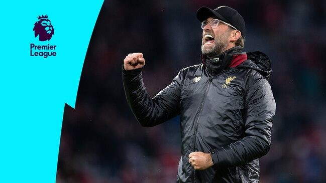 Premier League Juergen Klopp