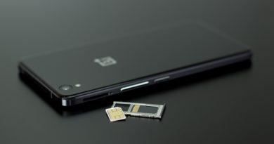 Smartphone Simkarte