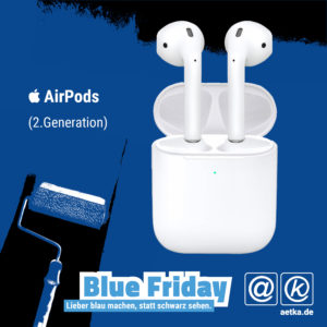 Die Apple AirPods
