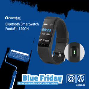 Fontastic Bluetooth SmartWatch FontaFit 140CH