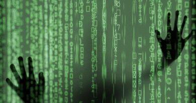 Cyber Hacker Bild