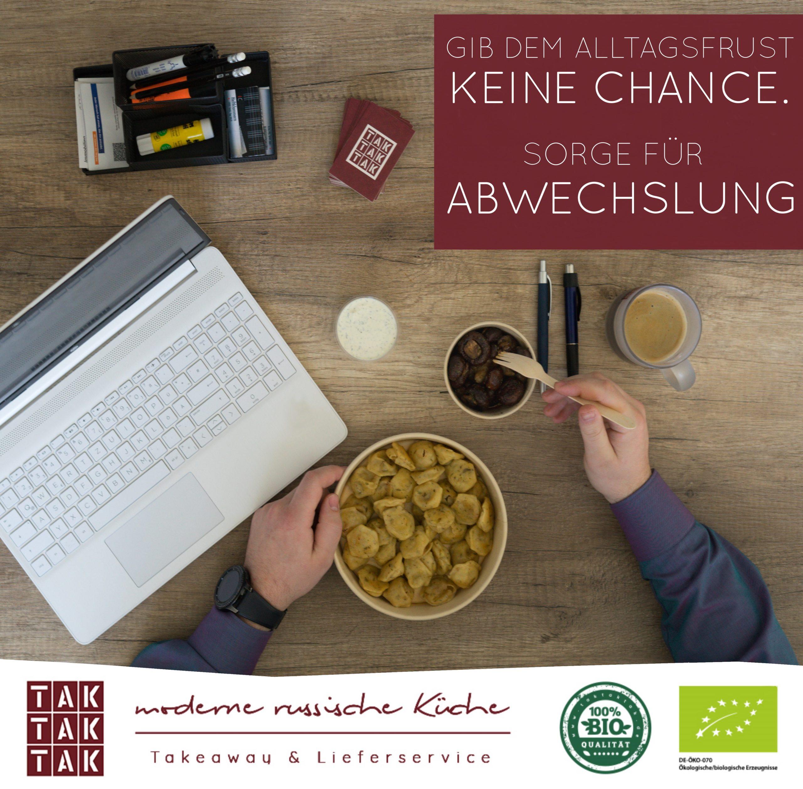 Tak Tak Tak Chemnitz Lieferdienst Bio