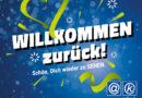 Willkommen zurueck im aetka Shop Chemnitz